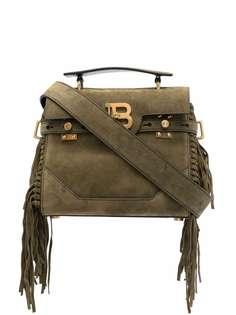 Balmain сумка-тоут с бахромой