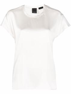 Pinko футболка с короткими рукавами и круглым вырезом