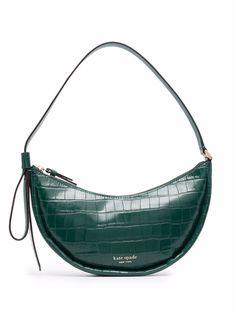 Kate Spade маленькая сумка на плечо с тиснением под крокодила