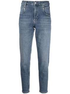 Calvin Klein Jeans укороченные джинсы средней посадки