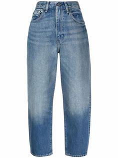 Levis: Made & Crafted зауженные джинсы Barrel с завышенной талией