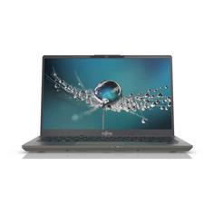 """Ноутбук FUJITSU LifeBook U7411, 14"""", IPS, Intel Core i7 1165G7 2.8ГГц, 16ГБ, 256ГБ SSD, Intel Iris Xe graphics , noOS, LKN:U7411M0005RU, черный"""