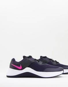 Черные кроссовки Nike Training MC-Черный цвет