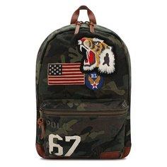 Текстильный рюкзак Polo Ralph Lauren