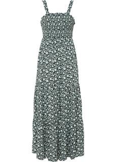Платье макси из вискозы LENZING™ ECOVERO™ Bonprix