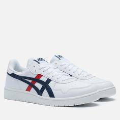 Мужские кроссовки ASICS Japan S, цвет белый, размер 40 EU
