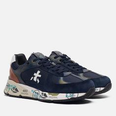 Мужские кроссовки Premiata Mase 3927, цвет синий, размер 41 EU