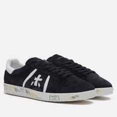 Мужские кроссовки Premiata Andy 5482, цвет чёрный, размер 43 EU