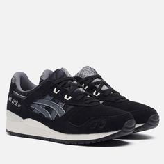 Кроссовки ASICS Gel-Lyte III OG Paisley, цвет чёрный, размер 39 EU