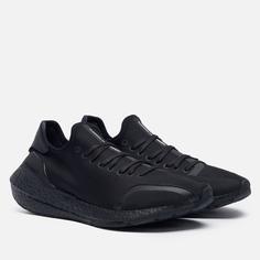 Мужские кроссовки Y-3 Ultra Boost 21, цвет чёрный, размер 45.5 EU