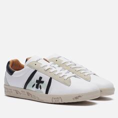 Мужские кроссовки Premiata Andy 5421, цвет белый, размер 46 EU