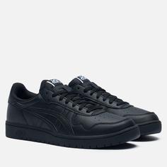 Мужские кроссовки ASICS Japan S, цвет чёрный, размер 41.5 EU