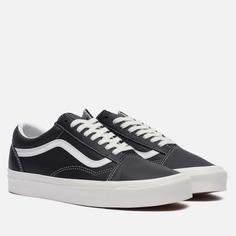 Кеды Vans Old Skool 36 DX Anaheim Factory, цвет чёрный, размер 45 EU