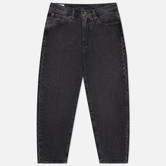 Мужские джинсы Levis Stay Loose Tapered Crop, цвет серый, размер 29