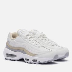 Женские кроссовки Nike Air Max 95, цвет белый, размер 38 EU