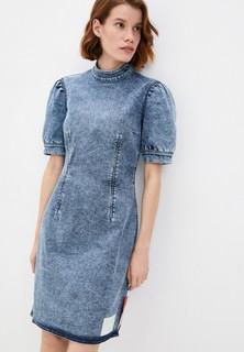 Платье джинсовое Hugo Gretchen