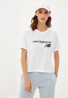 Футболка New Balance NB Classic Core Stacked Tee