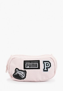 Сумка поясная PUMA Patch Waist Bag