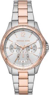 Женские часы в коллекции Riley Женские часы Michael Kors MK6690