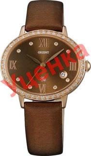 Японские женские часы в коллекции Lady Rose Женские часы Orient UNEK001T-ucenka