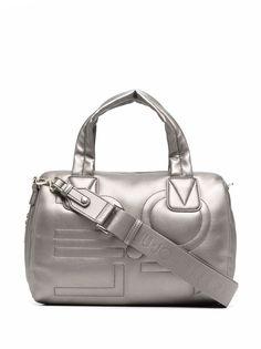 LIU JO сумка-тоут с тисненым логотипом