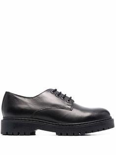 Geox туфли на шнуровке
