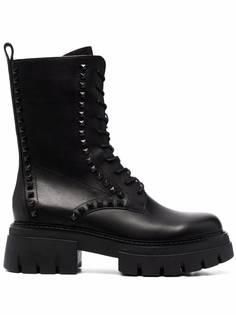 ASH ботинки Liam с заклепками