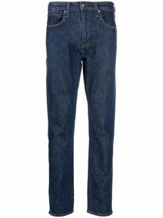 Levis: Made & Crafted зауженные джинсы 512 с нашивкой-логотипом