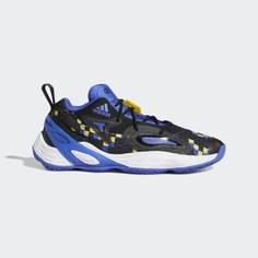 Баскетбольные кроссовки Exhibit A adidas Performance
