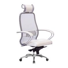 Офисное кресло МЕТТА Samurai SL-2.04 (белый)