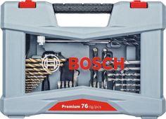 Набор оснастки Bosch Premium Set-76 (2608P00234) (76пред.) для шуруповертов