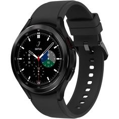 Смарт-часы Samsung Galaxy Watch4 Classic 46mm черный (SM-R890N) Galaxy Watch4 Classic 46mm черный (SM-R890N)