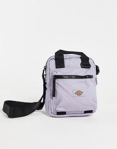 Сиреневая сумка через плечо Dickies Moreauville-Фиолетовый цвет