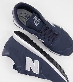 Темно-синие классические кроссовки New Balance 500-Темно-синий