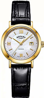 fashion наручные женские часы Rotary LS05303.41. Коллекция Windsor