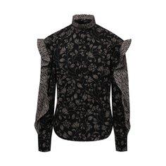 Хлопковая блузка Isabel Marant Etoile