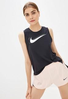 Майка спортивная Nike W NK DF SWSH RUN TANK