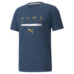Футболка Logo Short Sleeve Mens Running Tee Puma