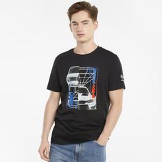 Футболка BMW M Motorsport Car Graphic Mens Tee Puma