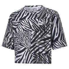 Детская футболка Classics Safari Printed Youth Tee Puma