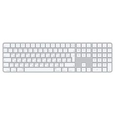 Клавиатура Apple Magic Keyboard MK2C3RS/A with Touch ID and Numeric Keypad for Mac computers with Apple silicon M1