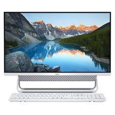 Моноблок 27'' Dell Inspiron 7700 i7-1165G7/16GB/1TB/512GB SSD/Full HD/Touch/MX330 2GB/CR/Win10Home/GBitEth/WiFi/BT/130W/клавиатура/мышь/Cam/серебристы