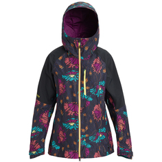 Куртка для сноуборда Burton 19-20 W Ak Gore Upshft Jk Bnaflr/Trublk-S