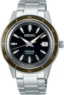 Японские мужские часы в коллекции Presage Мужские часы Seiko SRPG07J1