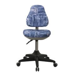 Компьютерное кресло Бюрократ KD-2 синий джинса