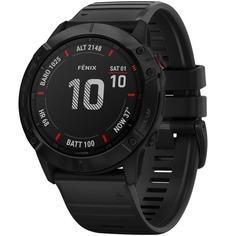 Смарт-часы Garmin FENIX 6X Pro Black/Black (010-02157-01)