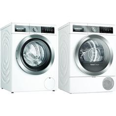 Комплект стиральной и сушильной машины Bosch WAX32DH1OE + WTX87EH1OE