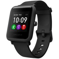 Смарт-часы Amazfit Bip S Carbon черный