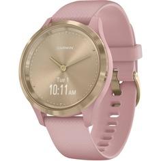 Смарт-часы Garmin Vivomove 3S Gold/Pink (010-02238-21)