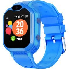 Детские умные часы GEOZON 4G Blue